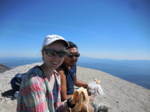 Mount Saint Helens summit